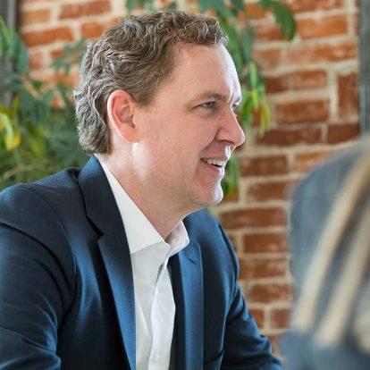 David J. Warner, partner, bankruptcy attorney
