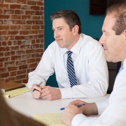 Aaron Conrardy, Denver bankruptcy specialist