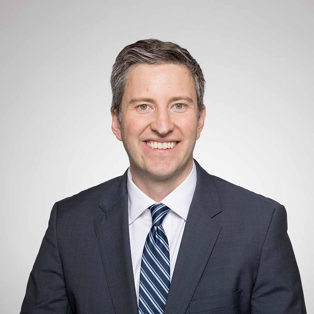 Aaron Conrardy, bankruptcy attorney