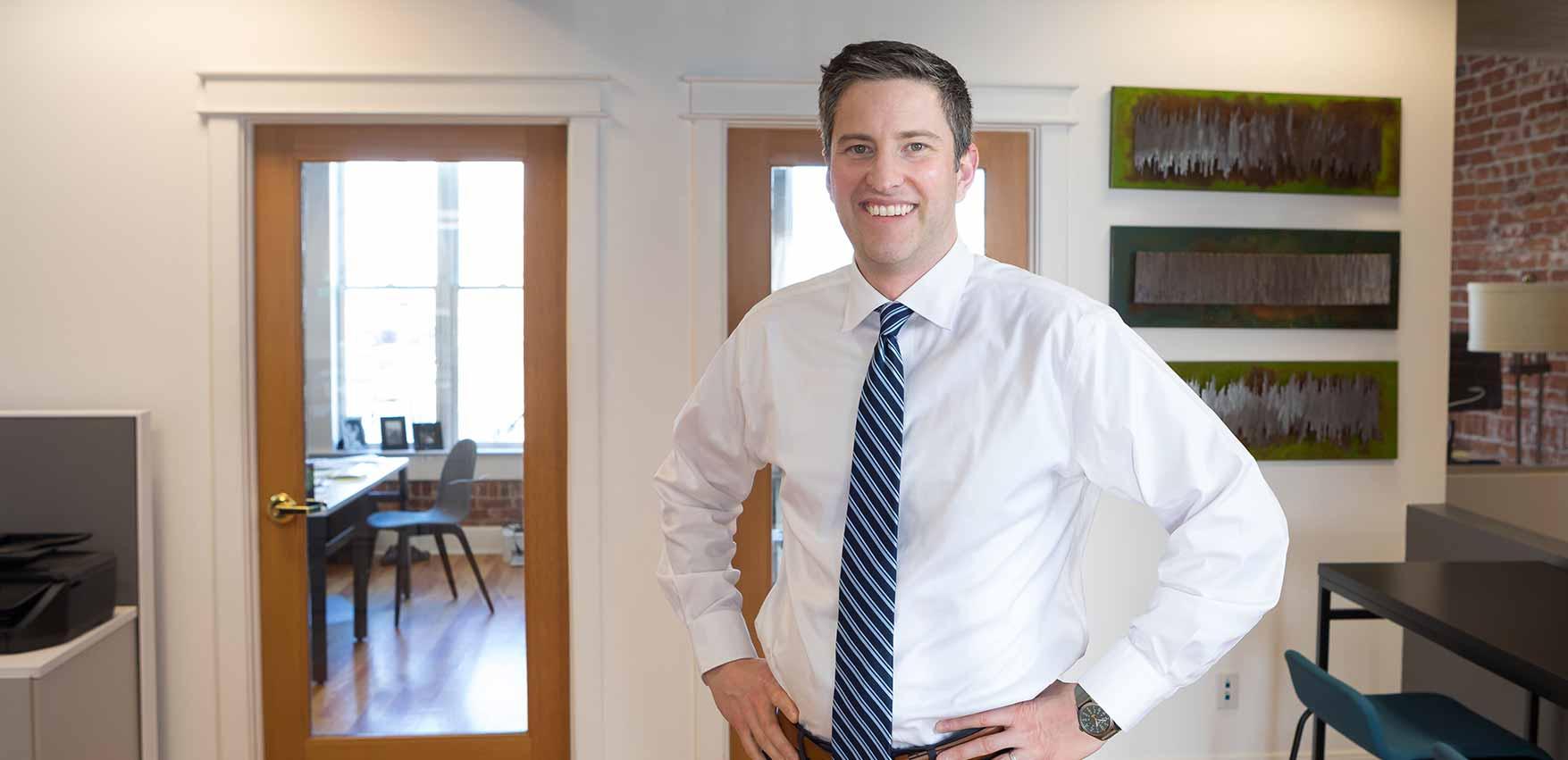 Aaron Conrardy, bankruptcy attorney in Denver Colorado