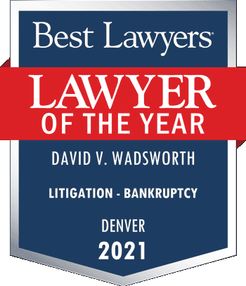 Dave Wadsworth, Best-Lawyers Lawyer of the Year